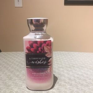 """A Thousand Wishes"" Body Lotion"